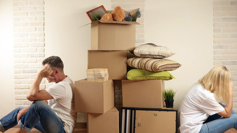 traslocare nella nuova casa
